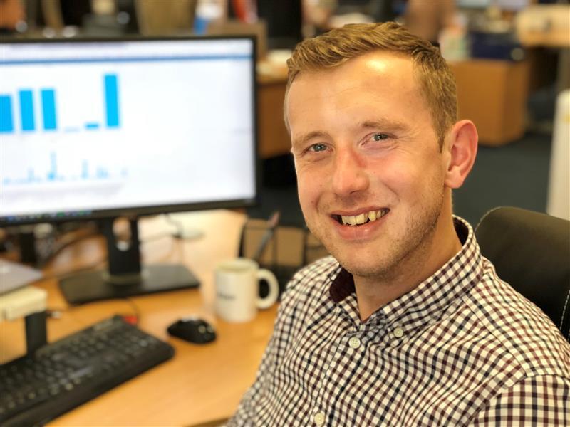 Alex Paramore from Panintelligence BI Software