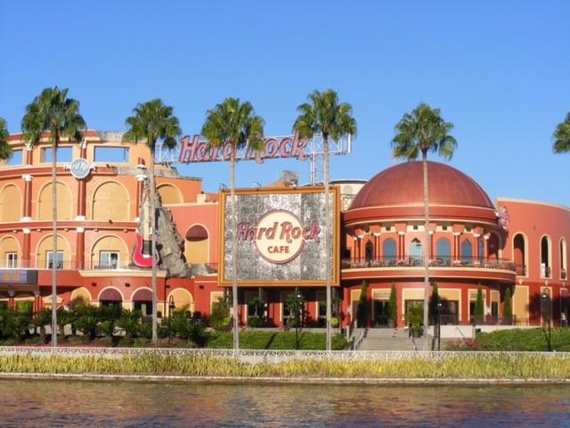 Hard Rock Cafe Florida